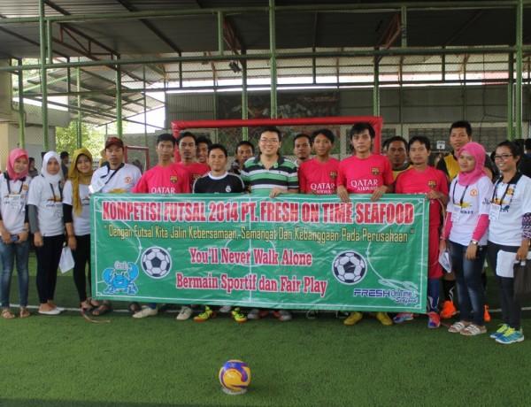 Fresh On Time Futsal Club